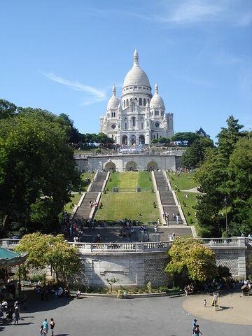 Basílica del Sagrado Corazón (París).