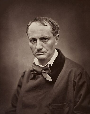 Charles Baudelaire. (1821-1867).