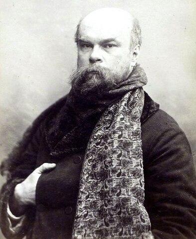 Paul Verlaine. (1844-1896).