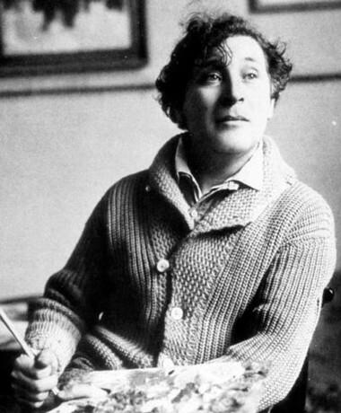 Marc Chagall (1887-1985).