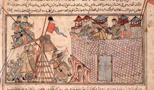 Jani Beg Siege of Kaffa/Caffa