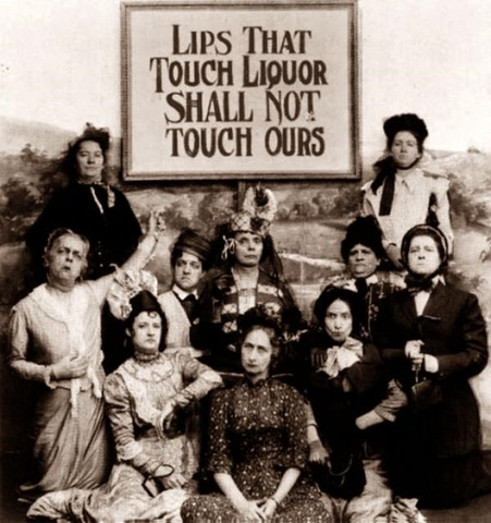 Temperance Movement and Anti-Saloon League