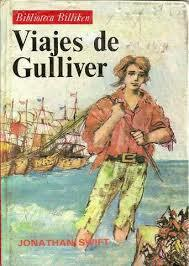 J.Swiften Gulliver-en bidaiak
