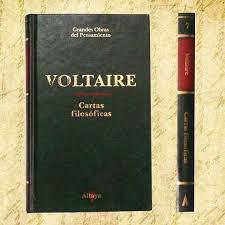 Voltaire: Filosofia gutunak
