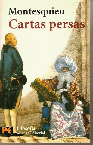 Montesquieu: Gutun Pertsiarrak.