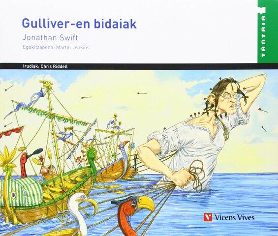 J.Swiften Gulliver-en bidaiak.