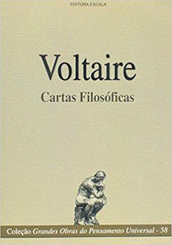 Voltaire: Filosofia gutunak.