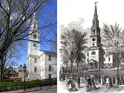 Providence Baptist Church organizes first Baptist Church in North America