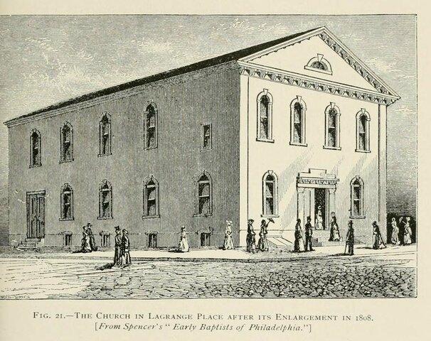 Philadelphia Baptist Association – First Baptist association