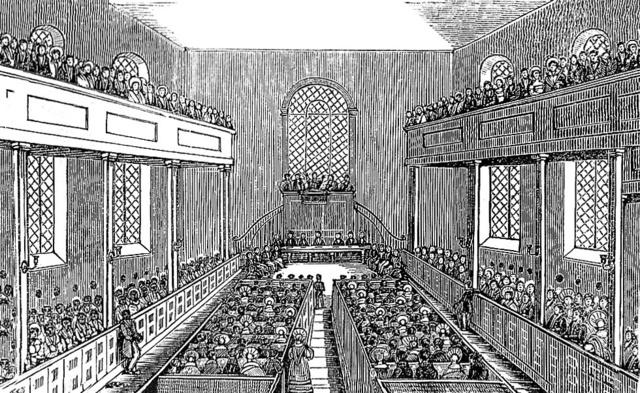Triennial Convention formed