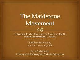 Maidstone Movement