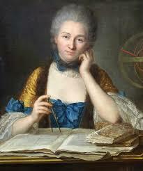 Gabrielle Émilie le Tonnelier de Breteuil