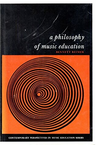 """""""A Philosphy of Music Education"""""""
