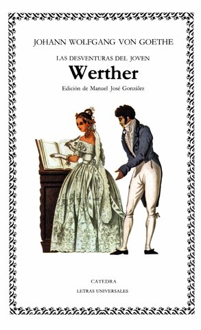 Goethe: Werther gaztea.