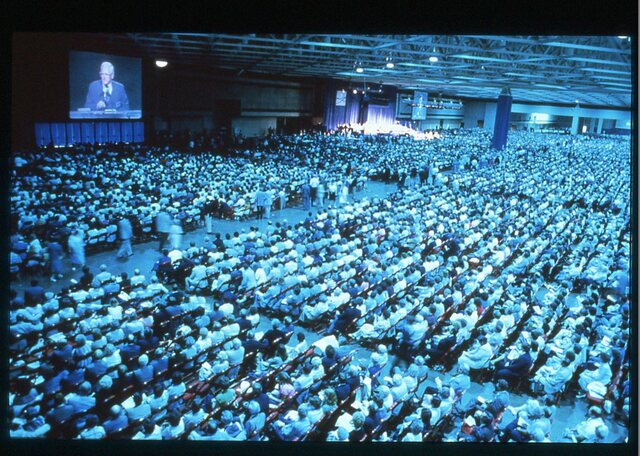 Dallas Largest SBC in History (45,561)
