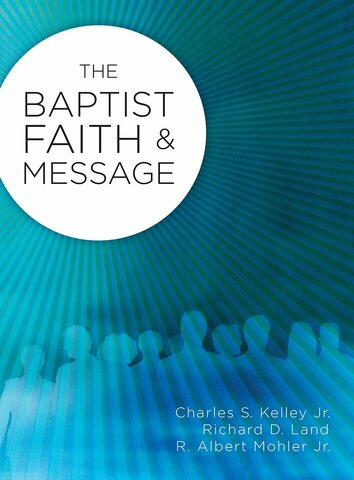 Baptist Faith and Message revised to reassert inerrancy
