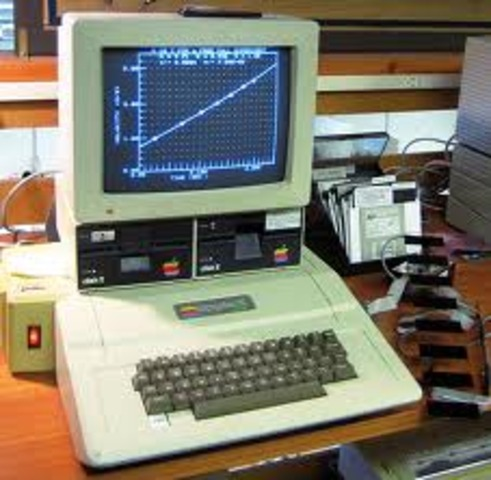 Apple II is a hit.