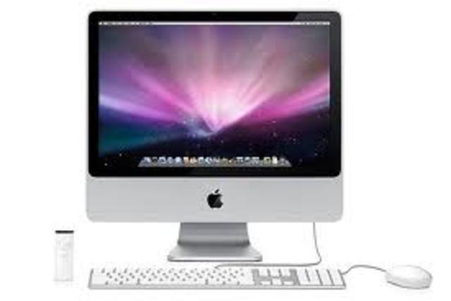 Steve jobs introduces revolutionary iMac