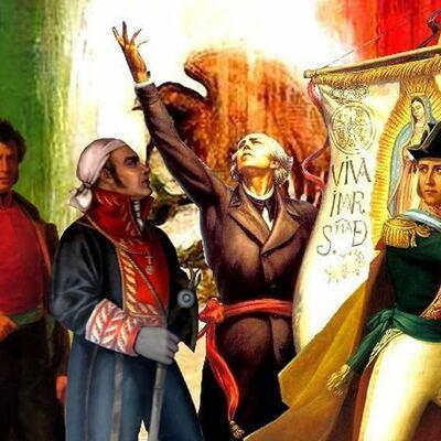 Las causas de la Independencia y sus etapas timeline