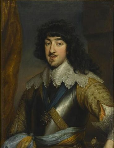 Gastón de Orleans. (1608-1660).