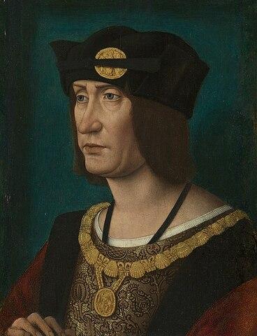 Luis XII de Francia. (1462-1515).