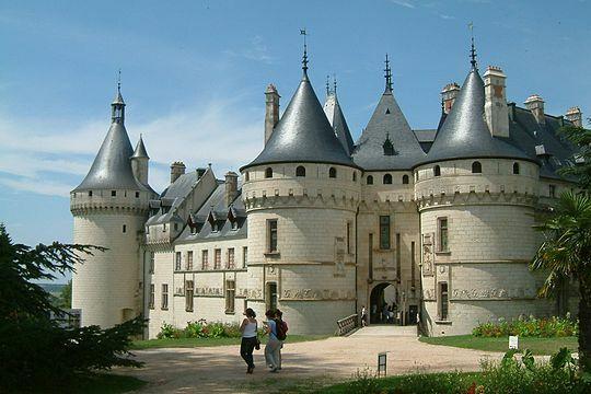 Castillo de Chaumont.