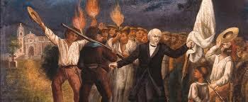 REBELIÓN DE MÉXICO 1810
