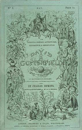"""David Copperfield"" (1849-1850)"