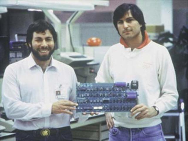 Steve Jobs leaves Apple to begin a new company.