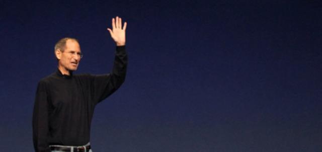 Steve Jobs resigns as CEO of Apple.