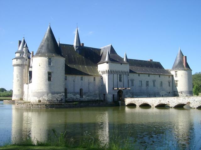 Castillo de Plessis-Bourré.
