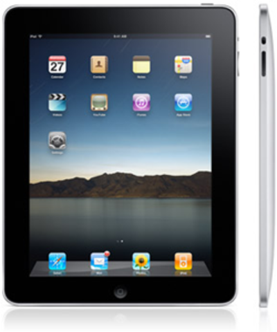 Release of the iPad