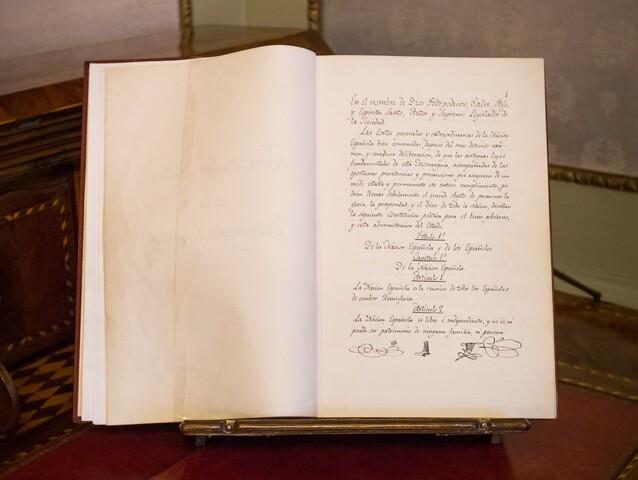 Anulación de la Constitución de 1812