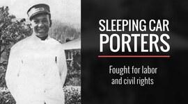 L'histoire des porteurs de wagons-lits et des Caraïbes dans l'histoire du Canada timeline