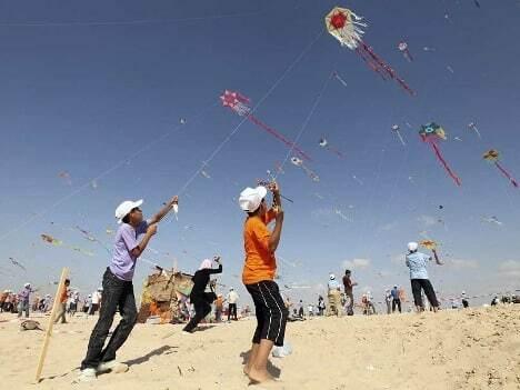 Kite Fighting Festival