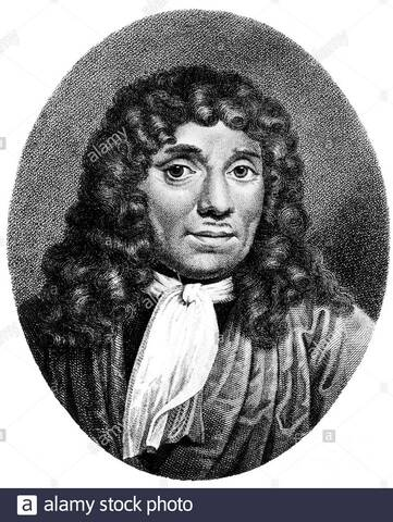 Anthony Leewenhoek