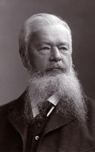 Gustav Theodor Fritsch.