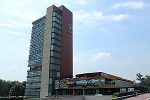 Toma de la Ciudad Universitaria de la UNAM.