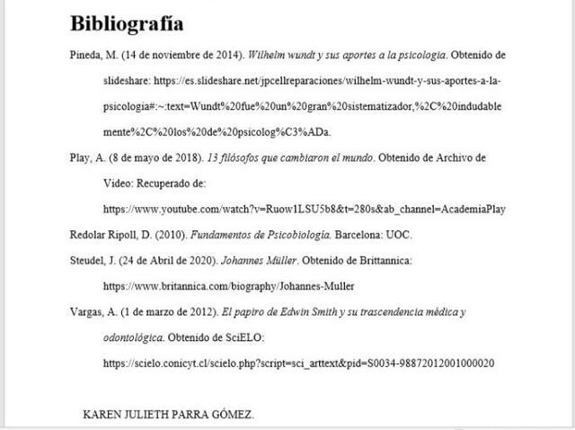 BIBLIOGRAFÍA 1