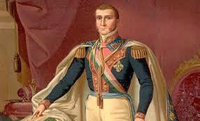 Agustín en busca de la Independencia.