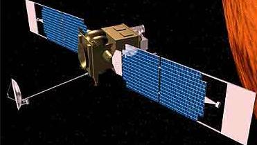 Mars Global Surveyor (Mars Orbiter)