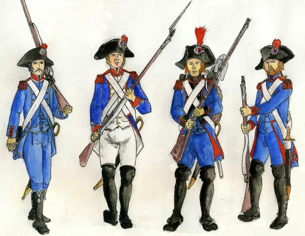 French Soldiers !