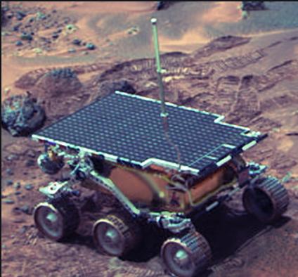 Mars Pathfinder (Mars Lander and Rover)