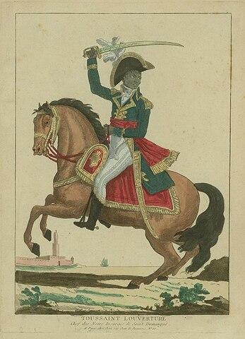 Toussaint Joins the Revolution