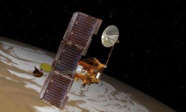 Mars Odyssey (Mars Orbiter)