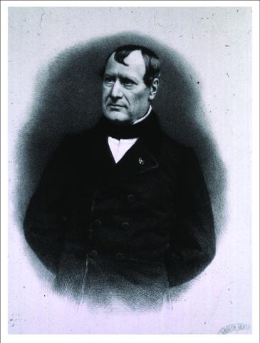 Jean-Pierre-Marie Flourens.