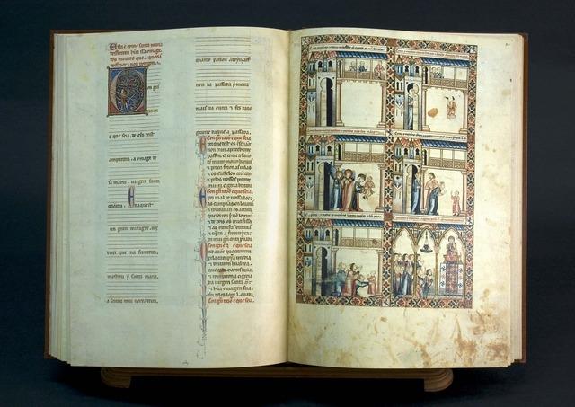 Las Cantigas de Santa Maria; Alfonso X el sabio