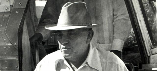 Rubén Figueroa secuestrado