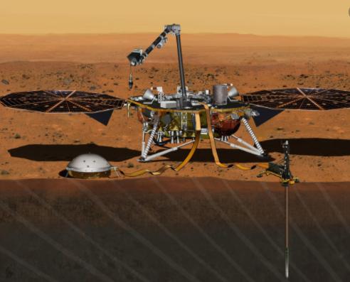 Insight (Mars Lander)