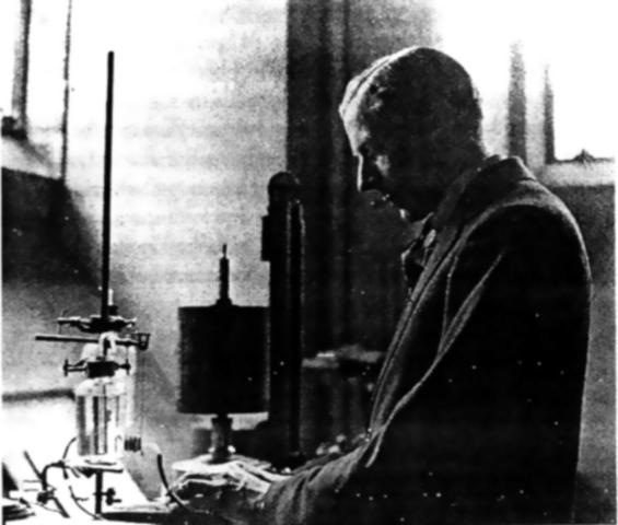 Edgar Douglas Adrian.